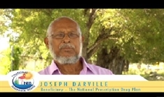 Joseph Darville Beneficiary of the National Prescription Drug Plan